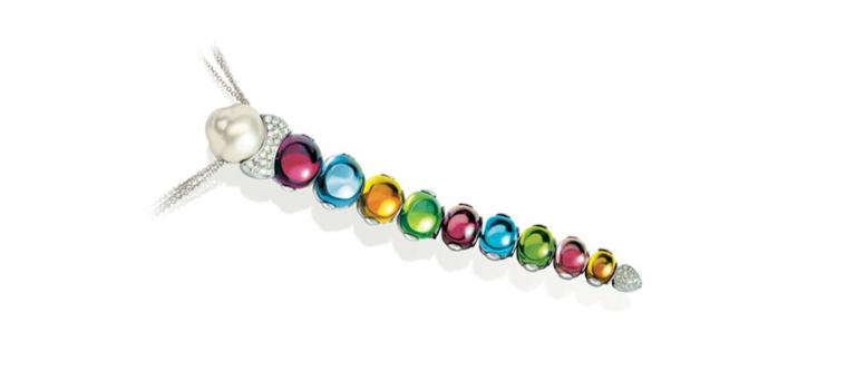 "FINALIST – Australian Jewellery Design Award 2004. ""The Caterpillar"""